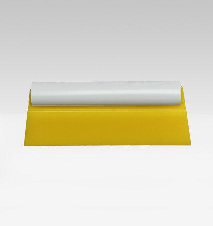 "GT235 - 5.5"" Yellow Turbo Squeegee - шпатула за монтаж на автомобилно фолио за стъкла"