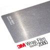 3M 2080-Brushed Steel, ефект на стомана
