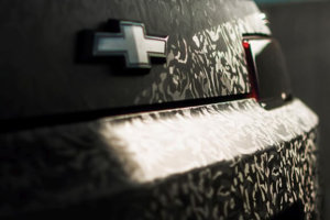 3M 2080 Car Wrap Series Shadow Black, черен камуфлаж