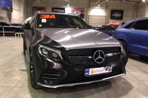 3M 2080 Car Wrap Series - автомобилно фолио, драскан алуминий