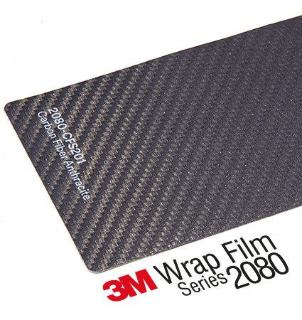 3M 2080 Carbon, цвят антрацит