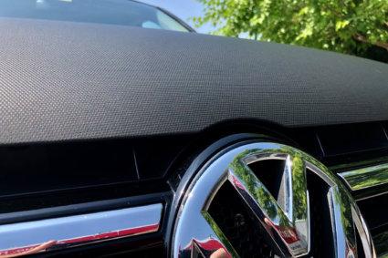 3M Wrap Series 2080 - textured, Matrix Black