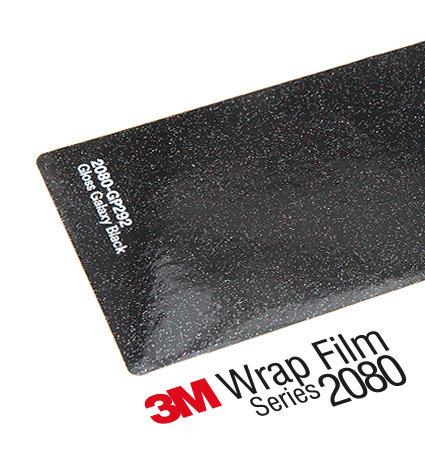 3M 2080-GP292 Gloss Galaxy Black, черен металик