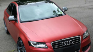 3M 2080 Car Wrap Series-M203 Matte Red Metallic, червен металик мат