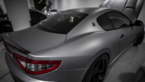 3M 2080 Wrap Film Series M230 Gray Aluminium - сив металик, мат