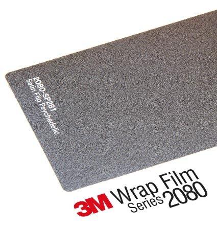 3M 2080_Satin Flip Psychedelic - хамелеонов цвят, сатен
