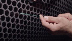 3M Precision Line Knifeless Tape, създаване на разрез