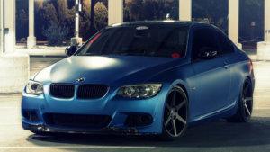 M227 - Matte Blue Metallic, син матов металик