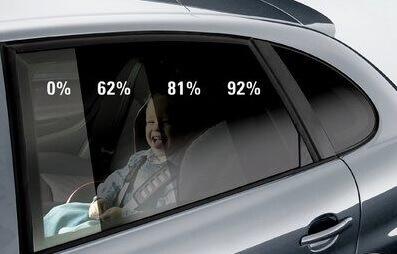 3M Automotive Window Film - Black Shade Series - BS5 - неметализирано слънцезащитно фолио за автомобилни стъкла