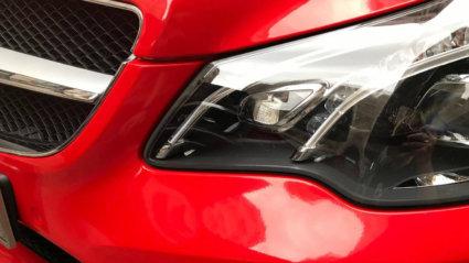 3M 2080 Car Wrap Series G13 - огнено червено, гланц