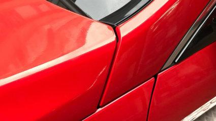 3M 2080 Car Wrap Series G13 - червен, гланц