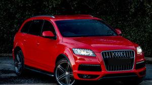 3M 2080 Car Wrap Series G83 - тъмно червено, гланц