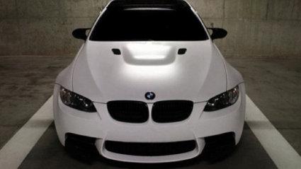 3M 2080 Car Wrap Series M10 Matte White - бял мат