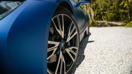 3M 2080 Car Wrap Series M217 Matte Slate Blue Metallic - мат, металик - син