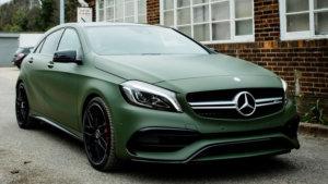 3M 2080 Car Wrap Series M26 зелен, мат