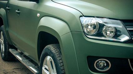 3M 2080 Car Wrap Series M26 тъмнозелен, мат, облепяне