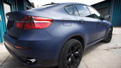 3M 2080 Car Wrap Series M27 - индиго, мат