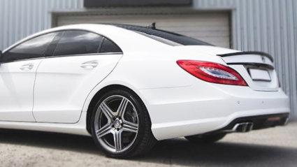 3M 2080 Car Wrap Series S10 - бял, сатен