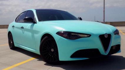 3M 2080 Car Wrap Series S57 сатенен тюркоазен цвят