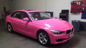 3M 2080 Wrap Film Series G103 Hot Pink - наситено розово
