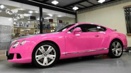 3M 2080 Wrap Film Series G103 Hot Pink - розово, гланц