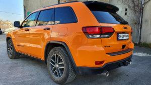 3M 2080 Wrap Film Series G24 Deep Orange - ярко оранжево
