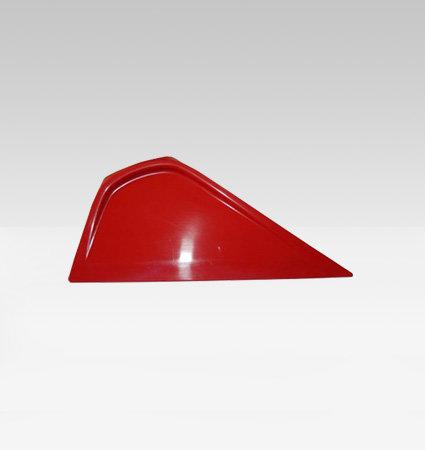 GDI Little Foot GT044 – Червена шпатула за монтаж на фолио