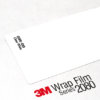 3M 2080 Wrap Film Series G10 Gloss White