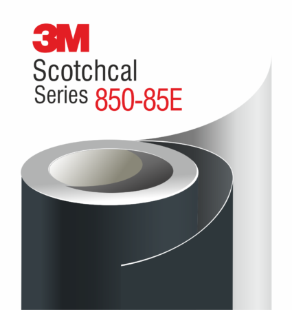 3M 580-85 Scotchlite Reflective Film – светлоотразително фолио, черно