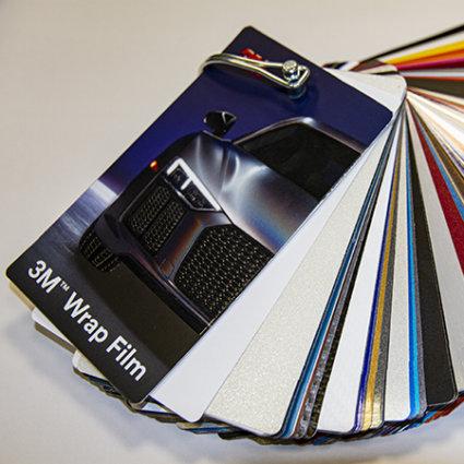 3M 2080 Car Wrap - Картел с мостри