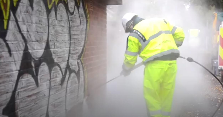 3M Graffiti Remover - препарат за премахване на графити