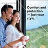 3M Thinsulate CC75 – Climate Control Window Film - Product Brochure