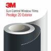 Sun Control Window Films Prestige 20 Exterior