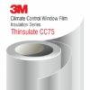 3M Thinsulate CC75 – Climate Control Window Film - фолио за регулиране на вътрешния климат