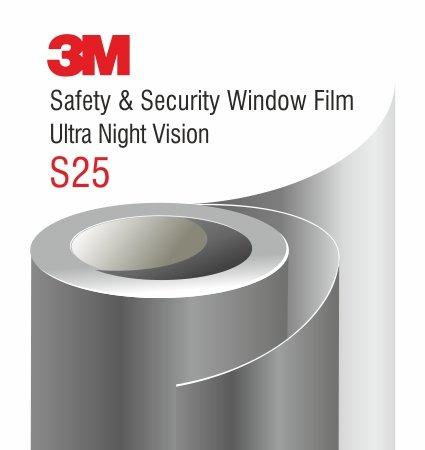 Ultra Night Vision S25 Window Film