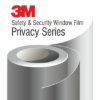 3M Safety and Security Window Film, Privacy Series