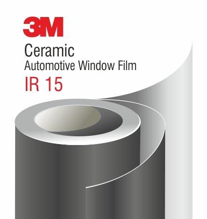 3M Ceramic IR 15 Automotive Window Film - слънцезащитно фолио