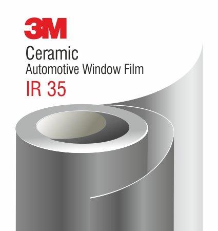 3M Ceramic IR 35 Automotive Window Film - слънцезащитно фолио
