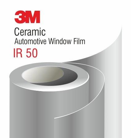 3M Ceramic IR 50 Automotive Window Film - слънцезащитно фолио