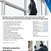 Ultra PR 70 Safety & Security Window Film - Ultra Prestige - Технически характеристики -