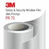 3M Ultra PR 70 – Safety & Security Window Film – Ultra Prestige